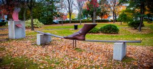 hommage à bernard automne 1